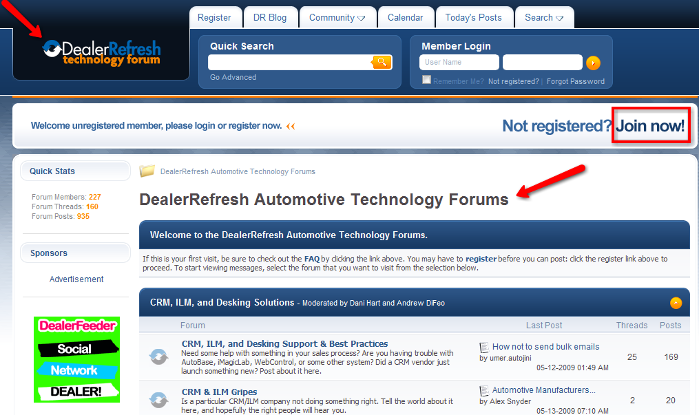 dealerrefresh_forum_screenshot