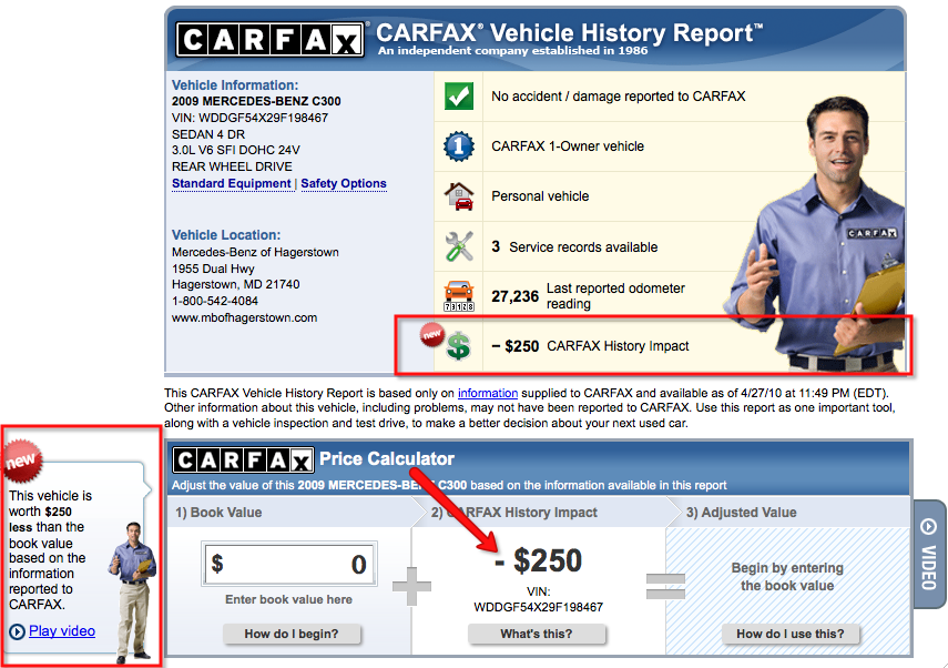 Carfax What Are You Thinking Dealerrefresh