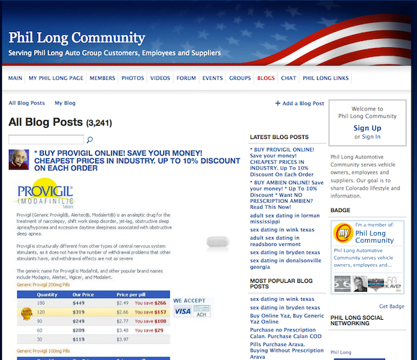 Phil Long Community