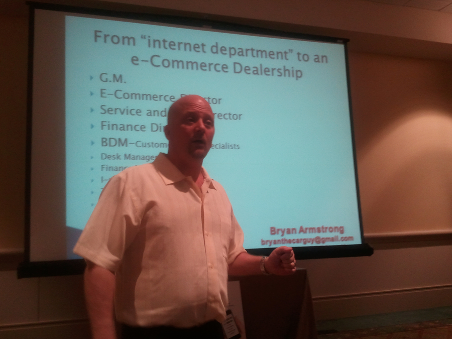 image of Bryan Armstrong Digital Dealer 10