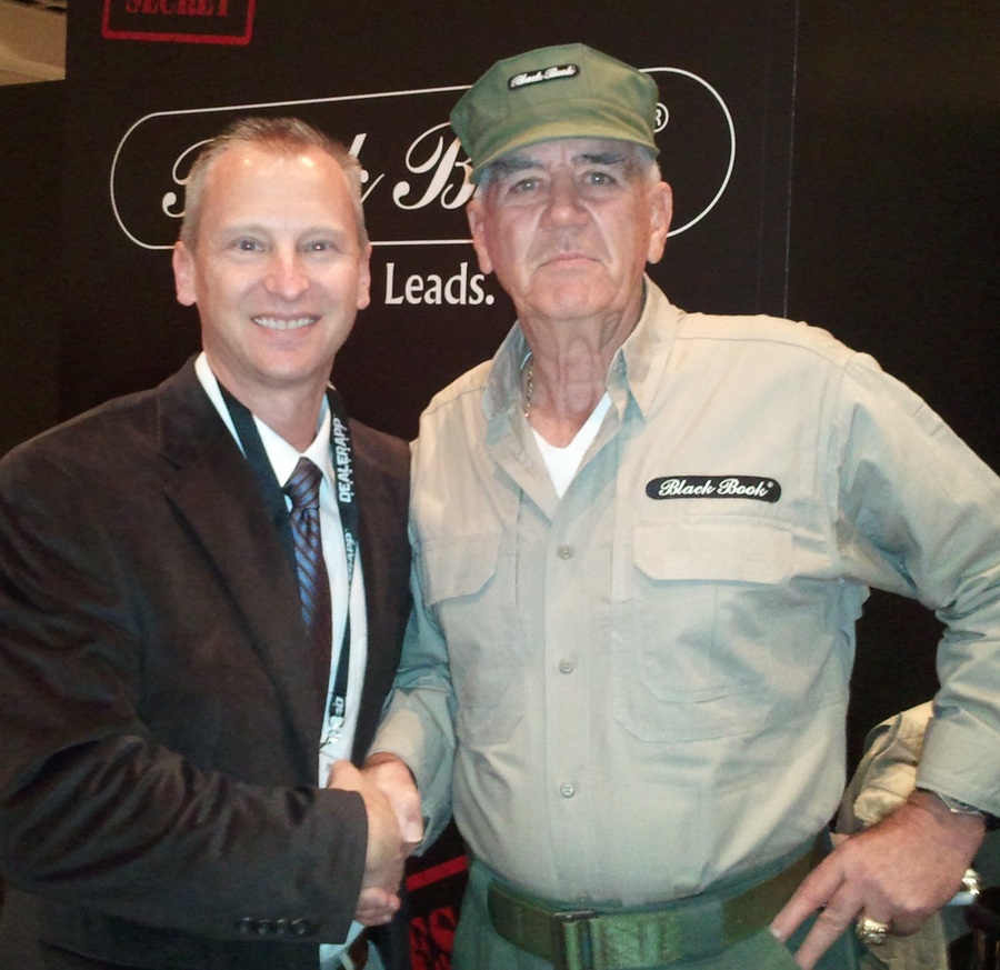 image of Kevin Frye and R Lee Ermey