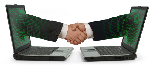 image of Virtual Handshake