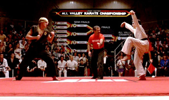 Karate Kid Dealership