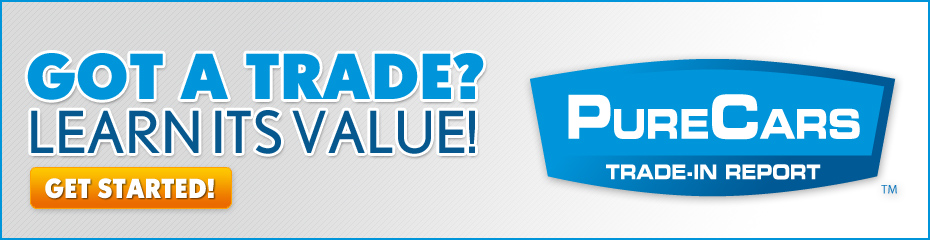 PureCar Trade-In Value Reports FREE for 2 Months