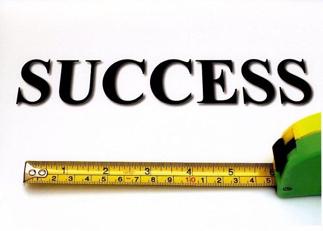 image of ruler of success