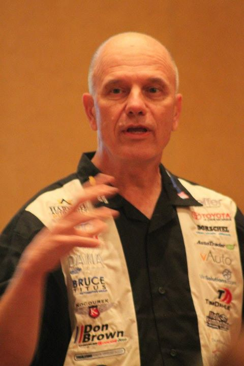 Chip Perry at Digital Dealer