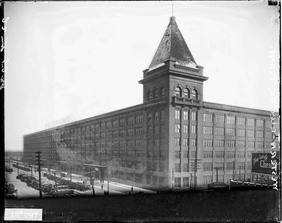 image of Hawthorne Building