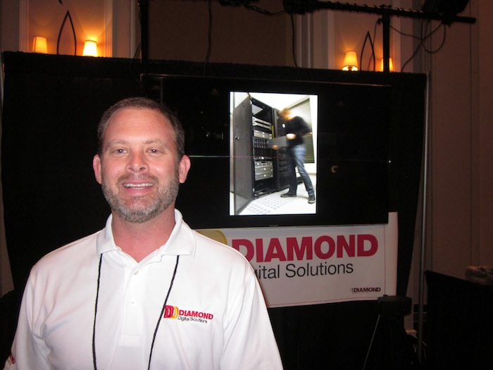 Diamond Digital Solutions at Digital Dealer 12