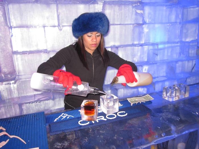 Ice Bar Orlando at Digital Dealer 12