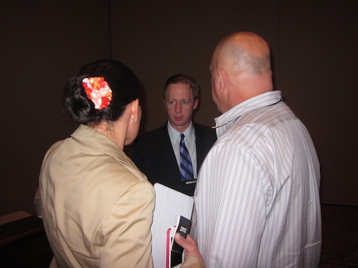 Jim Flint at Digital Dealer 12
