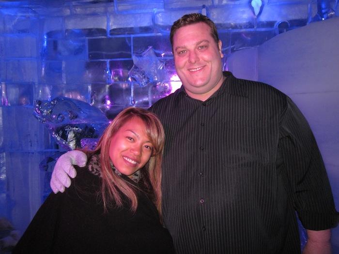 Joe and Vanessa Webb at Digital Dealer 12