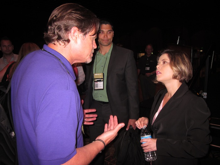 Jonika Hoomes with Google at Digital Dealer 12