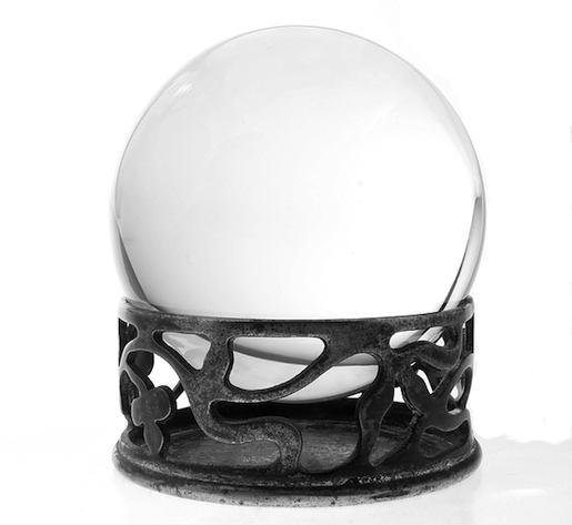 Website Predictinon Crystal Ball