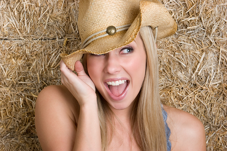 image of Laughing Cowgirl