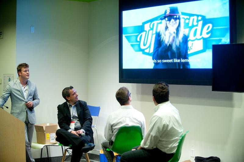 photo of Jeff Kershner and Dealer Panel DSMV