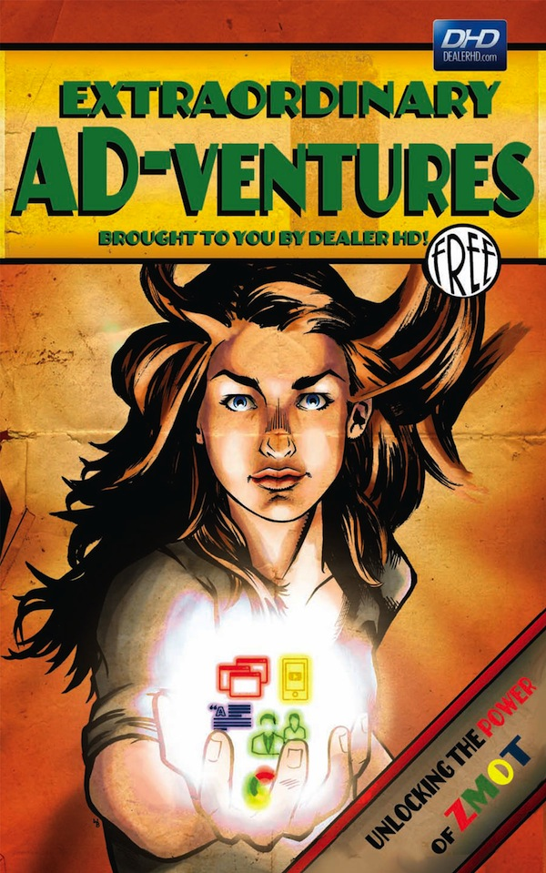 ZMOT Adventures Volume 1 Comic Book