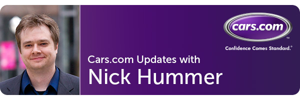 Cars.com Updates with Nick Hummer