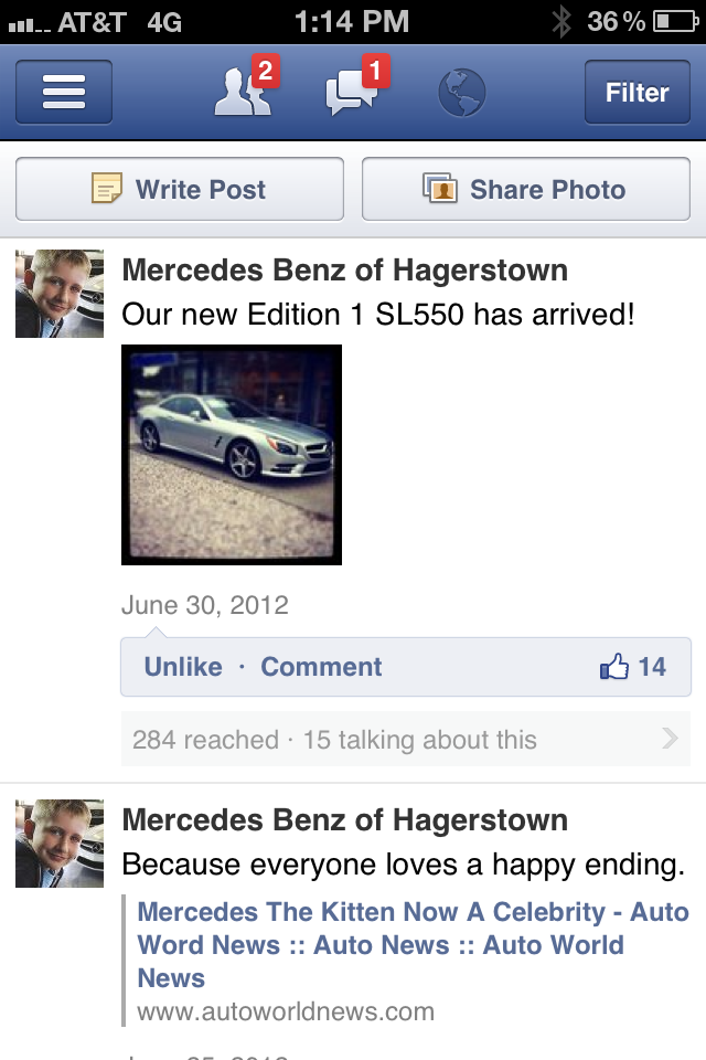 dealer facebook pages 4