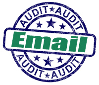 Get your email audit report