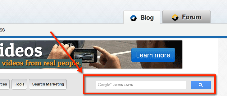 DealerRefresh Google Custom Search