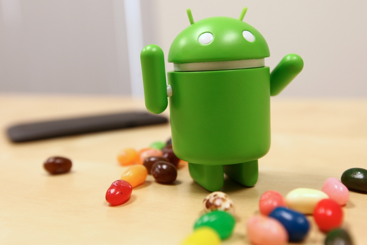Google Jelly Bean SERPs – a Treat for Some!