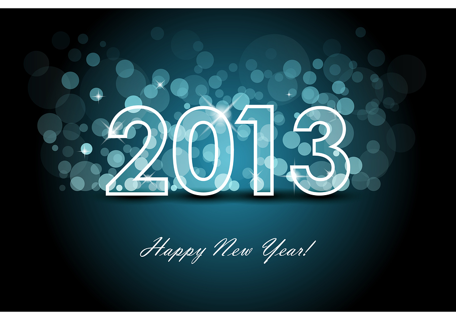 Happy 2013 From DealerRefresh!