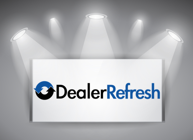 The Spotlight is on DealerRefresh Blog Re-design