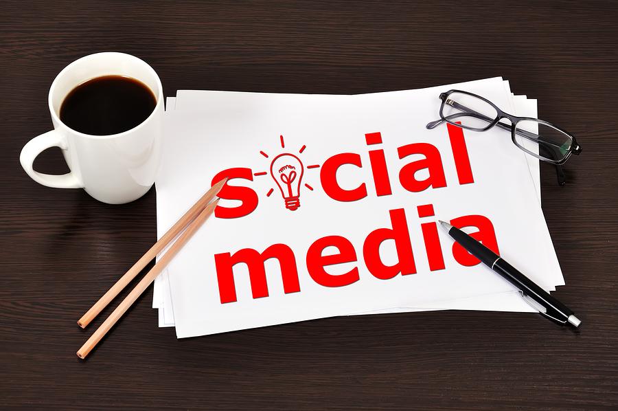 Social Media – 30,000 Times Per Day