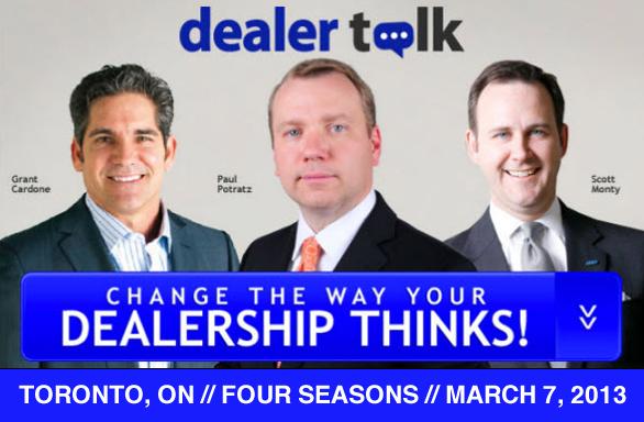 DealerTalk conference in Toronto