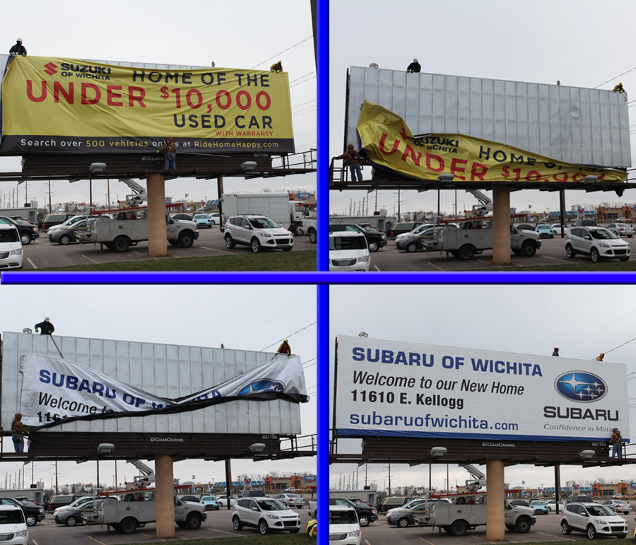 From Suzuki to Subaru
