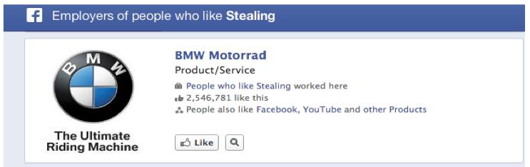 Facebook Possible HR Nightmare