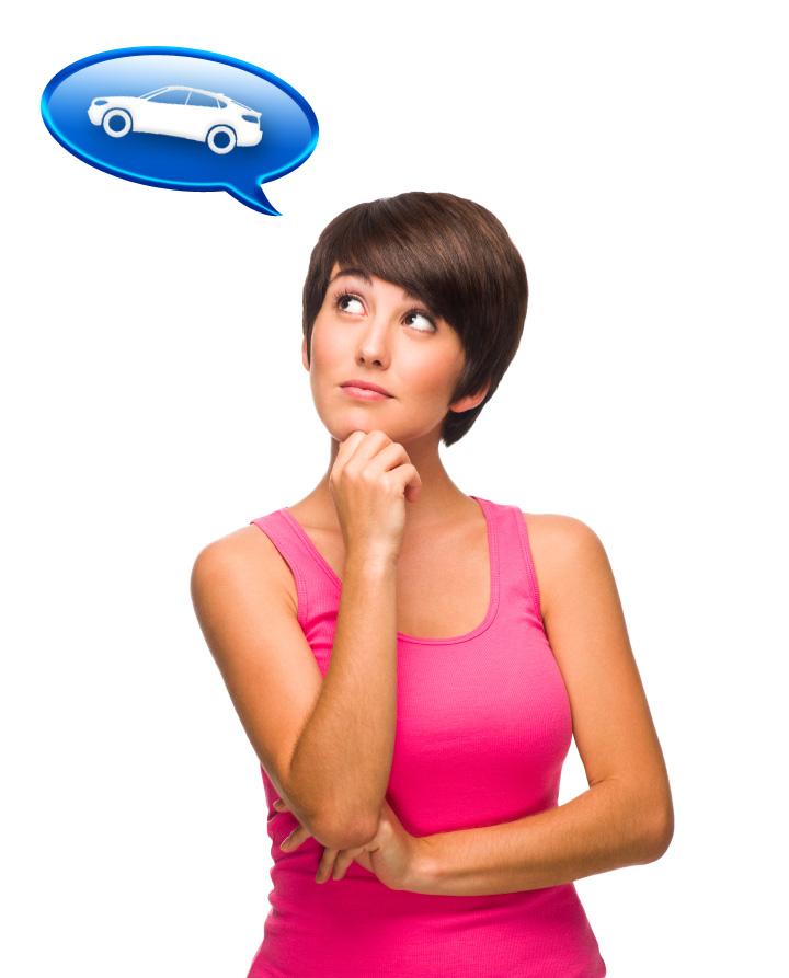 Location Targeting at car dealerships