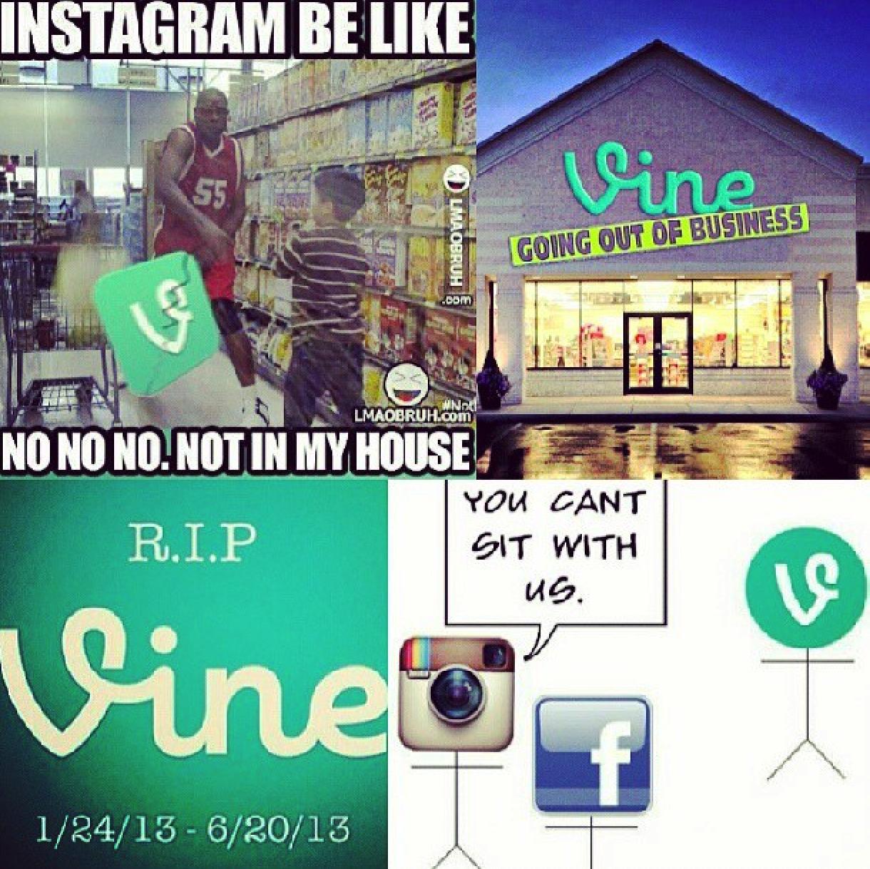 Instagram Video: Curtains for Vine?