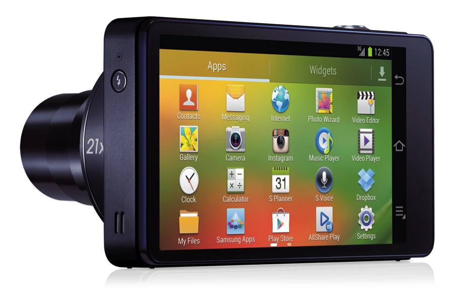 Inventory Photos made EASY with the Samsung Galaxy Camera