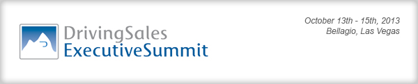 Driving Sales Executive Summit 2013 Recommended Sessions with Kevin Frye