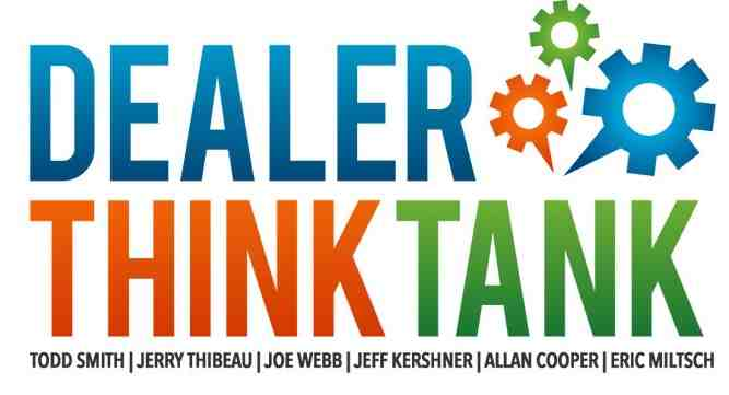 Dealer ThinkTank is Coming Your Way