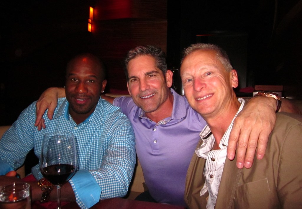 Alex Jefferson and Grant Cardone keep me on my toes at  Digital Dealer 15