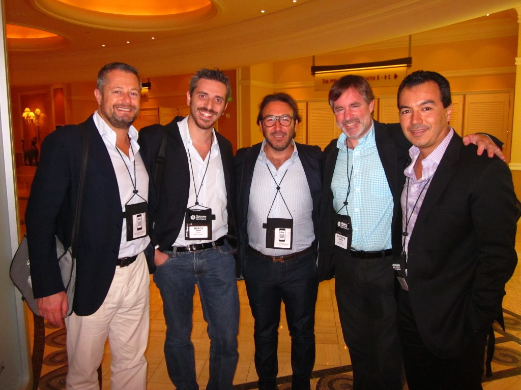 Digital Dealer has gone international as a large group of folks from Italy, Brazil, & more attend