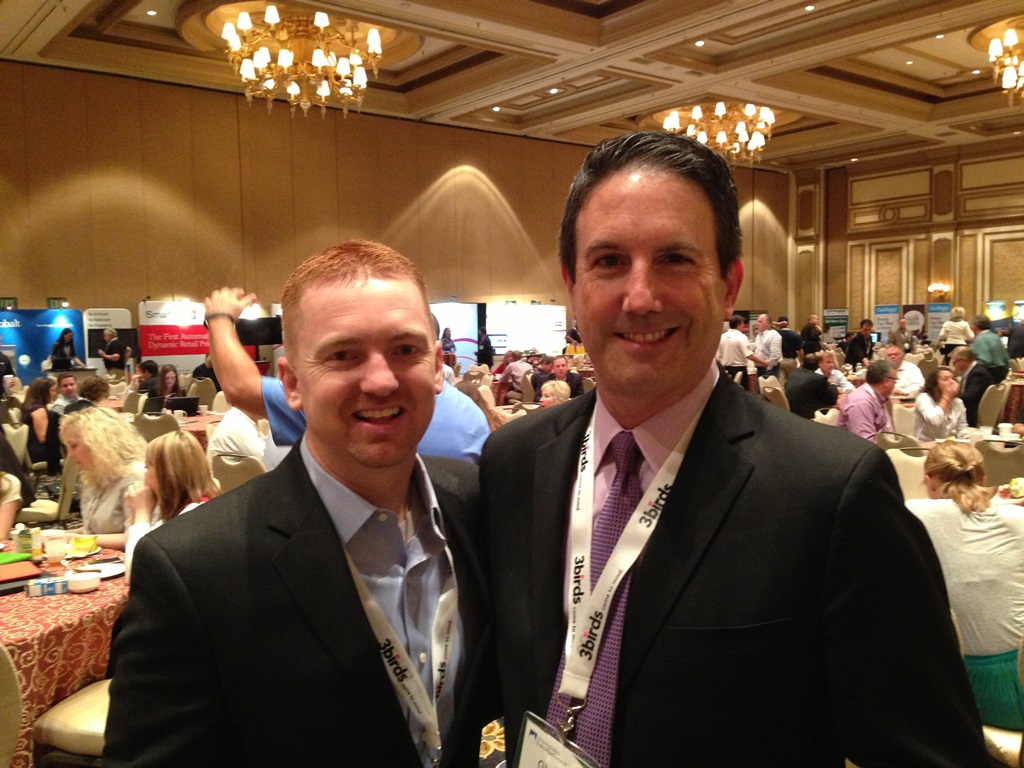 Jared Hamilton and Glenn Pasch - 2 passionate folks in automotive