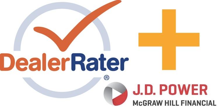 J.D. Power Teams with DealerRater