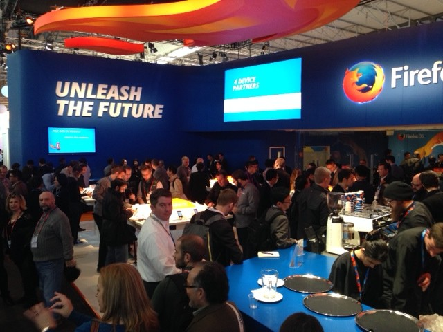 Firefox OS - Mobile World Congress 2014