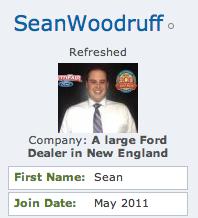 Sean Woodruff