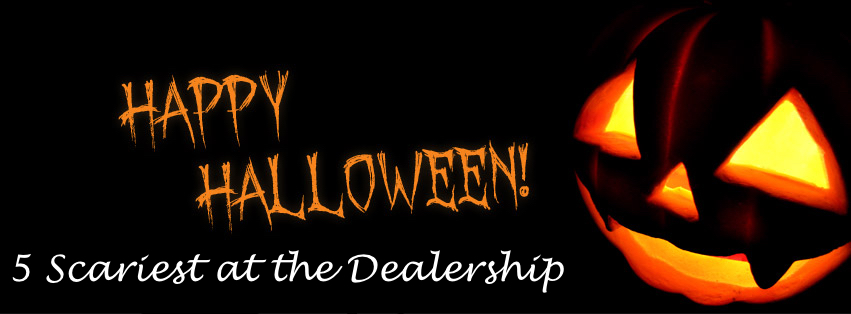 The 5 Scariest Things at Your Dealership