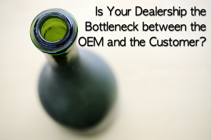 Are YOU the Bottleneck?