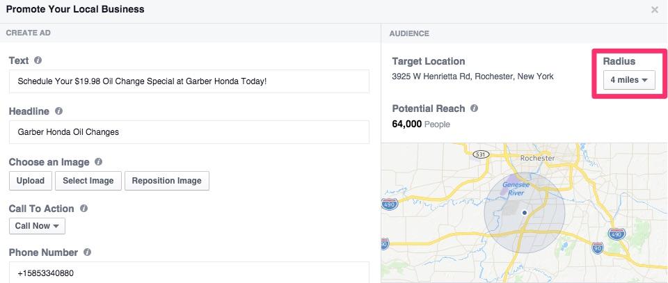 Make a local awareness ad - DealerRefresh.com