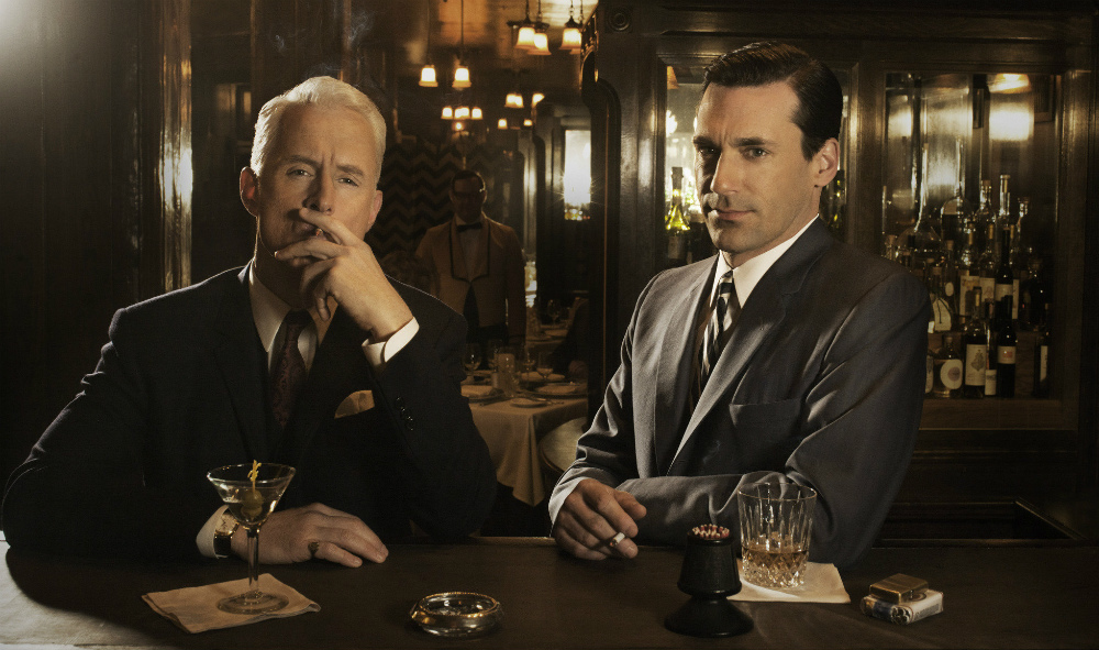 Mad Men Smoking