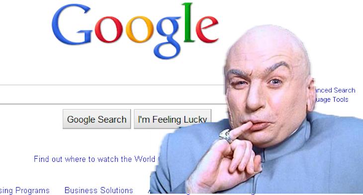 Google Dr. Evil