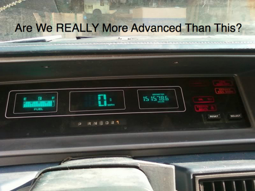 Is New Car Technology Worth It?