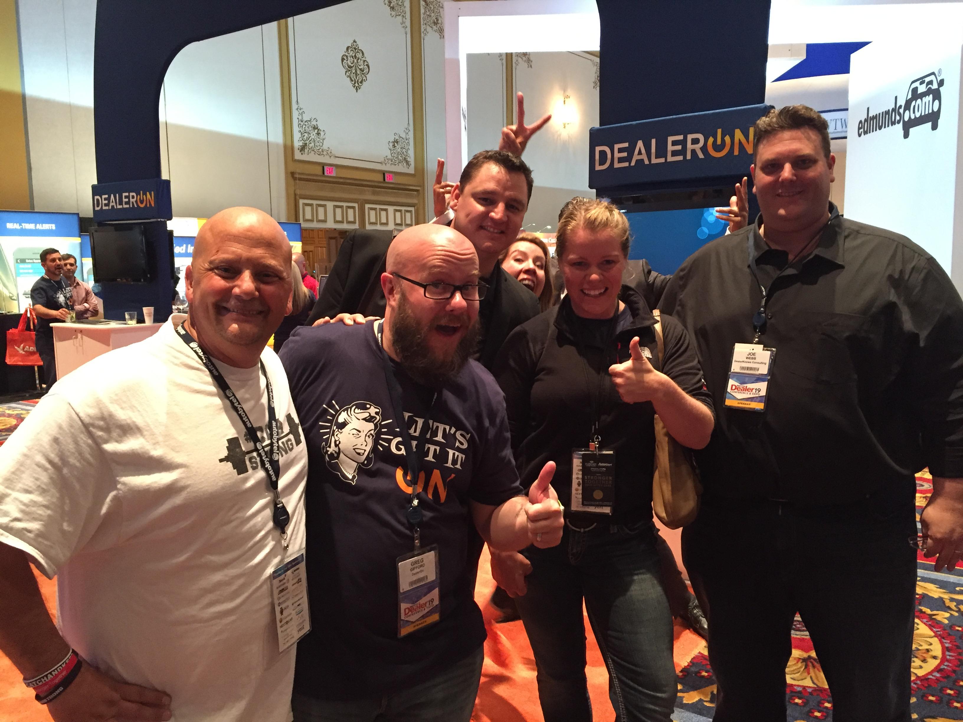 Bryan Armstrong, Greg Gifford, Jonathan Dawson, and Joe Webb