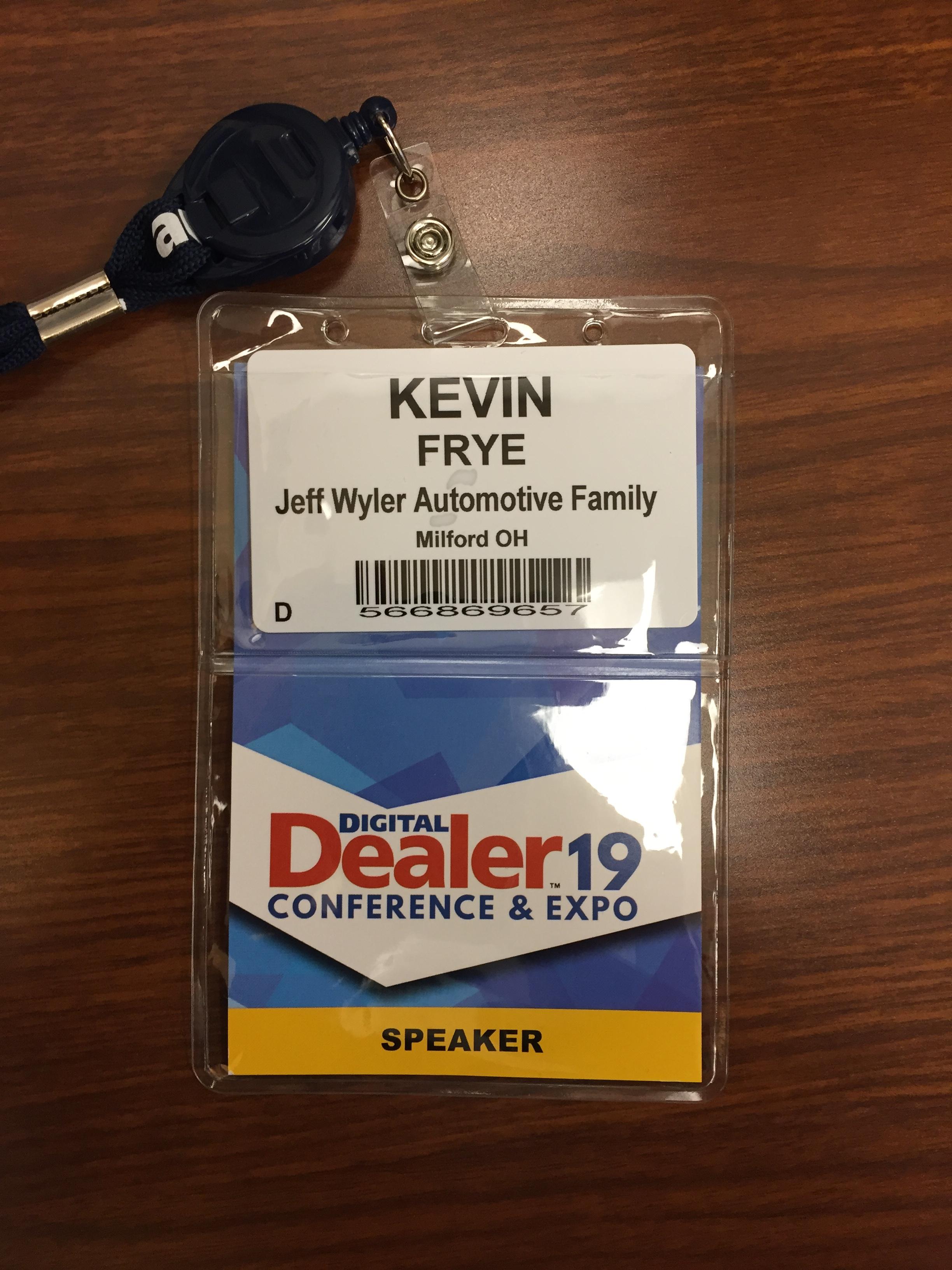 Digital Dealer 19 badge
